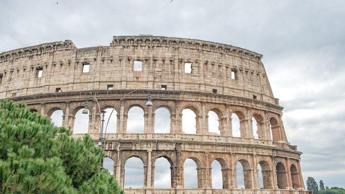 Zwiedzanie rzymskiego Koloseum