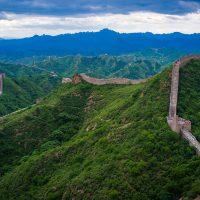 Historia Wielkiego muru Chin