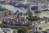 Londyn – The Tower Bridge