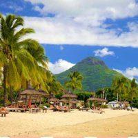 Plaże Zachodniego Wybrzeża Mauritiusa