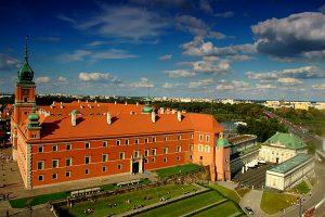 zamek królewski w Warszawie zwiedzanie