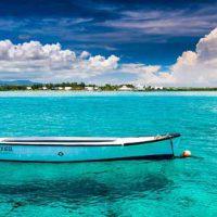 Plaże wschodniego wybrzeża Mauritiusa