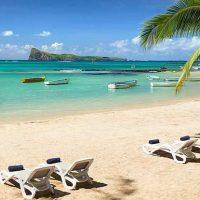 Plaże północnego wybrzeża Mauritiusa