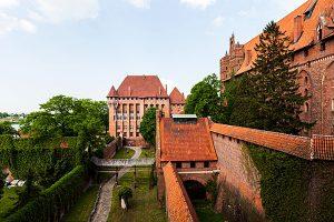 Zamek krzyżacki w Malborku zwiedzanie