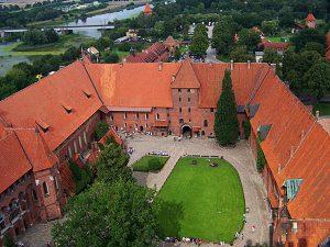 Zamek krzyżacki Malbork zwiedzanie
